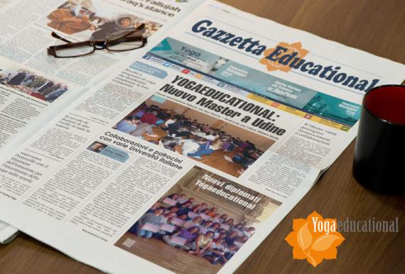 Nuovo Master Yogaeducational a Udine con il patrocinio dell'Università di Udine
